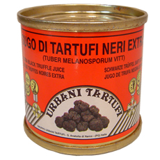Black truffles juice 50g