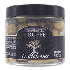 Hazelnuts and almonds with truffle 100g