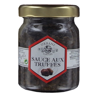 Sauce with mushrooms and summer truffles – extra jar 50 g