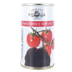 Cherry tomato and summer truffle 180 g
