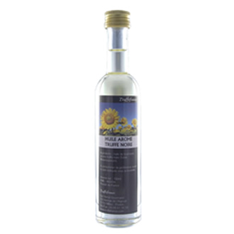 Truffle-flavoured sunflower oil – Black truffle 100 ml