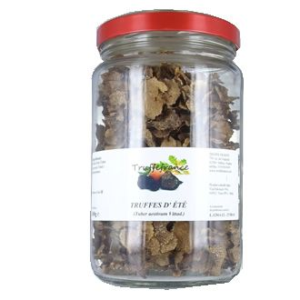 Dried summer truffle slices 100 g