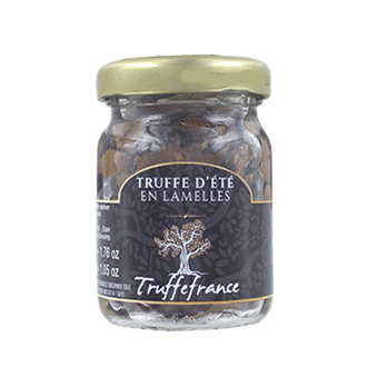 Carpaccio of summer truffles 30g