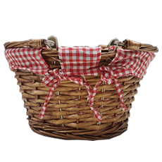 Truffle hunter's basket Authentic model
