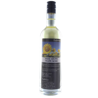 Truffle-flavoured sunflower oil – Black truffle 250 ml