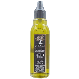 Condiment based on Extra Virgin Olive Oil and black Truffle - Spray 100 ml
