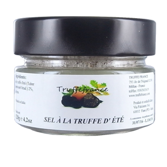 Summer truffle salt 120 g