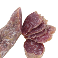 Dried saucisson with summer truffles, 380 g