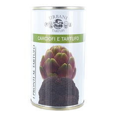 Artichoke and summer truffle 180 g