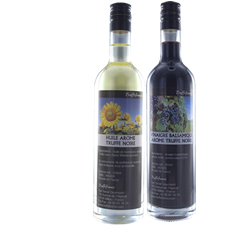 Duo of black truffle-flavoured oil and vinegarr 250ml