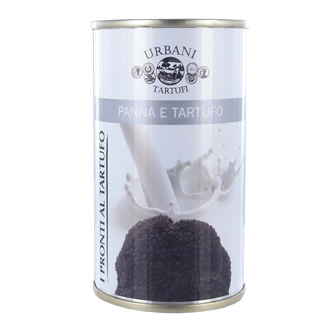 Cream and summer truffle 180 g