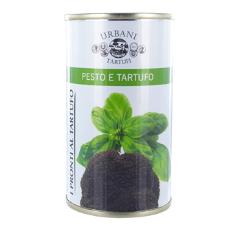 Pesto and summer truffle 180 g