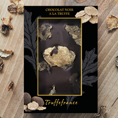 Dark chocolate truffle bar 100g