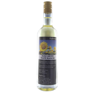 Truffle-flavoured sunflower oil – White truffle 250ml