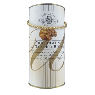 Chocolates with white truffles 75 g