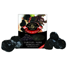 Frozen black truffle breakings 200 g